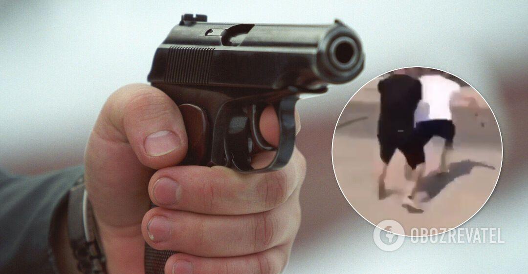 Под Днепром застрелили 24-летнего парня: фото убитого. 18+