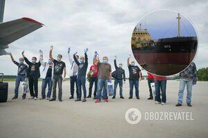 Українські моряки розповіли про пережитий жах у тюрмі Лівії: вони позбулися зубів та схудли