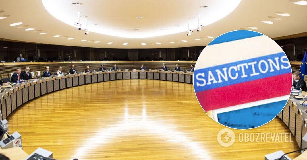 ЄС через Україну затвердив продовження санкцій проти Росії на пів року