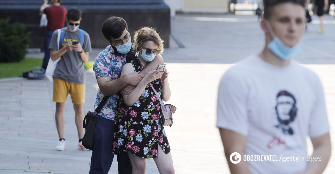 В Україні в п'яти областях не зафіксували нових випадків зараження COVID-19