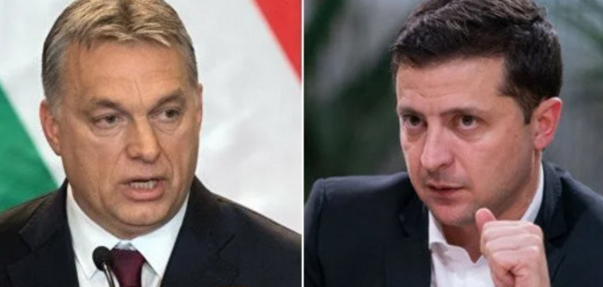Віктор Орбан і Володимир Зеленський можуть зустрітися в кінці липня