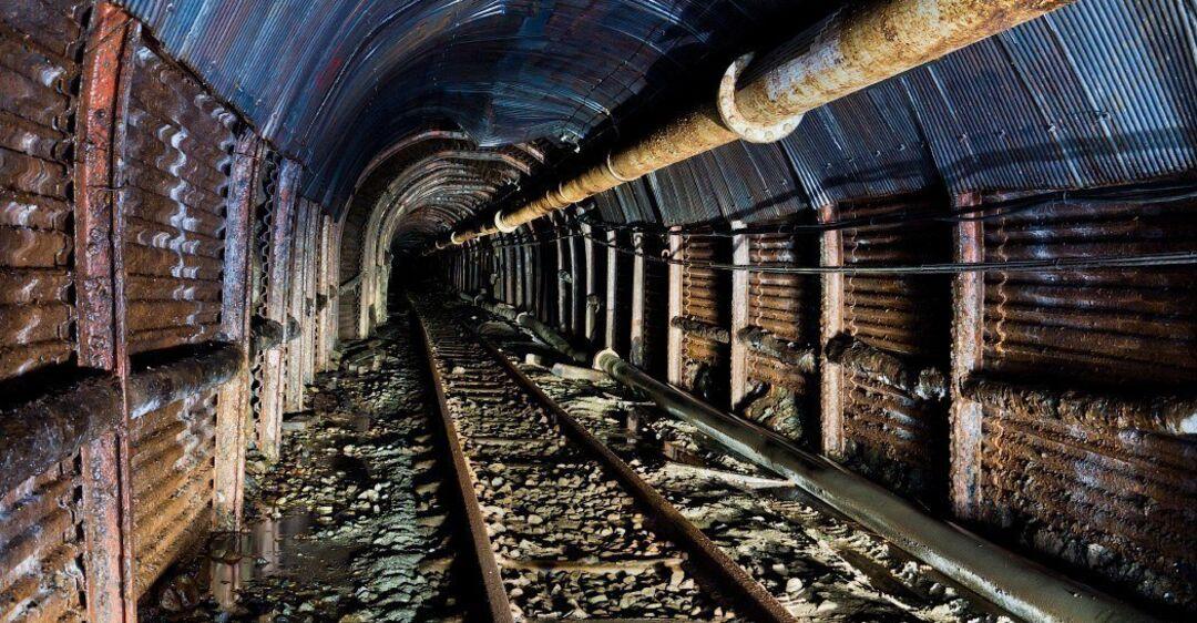 На Луганщине рухнула шахта. Иллюстрация