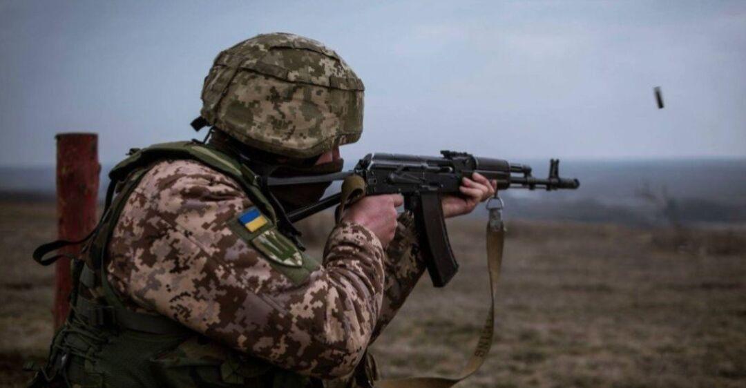 Война на Донбассе (источник: Народная правда)