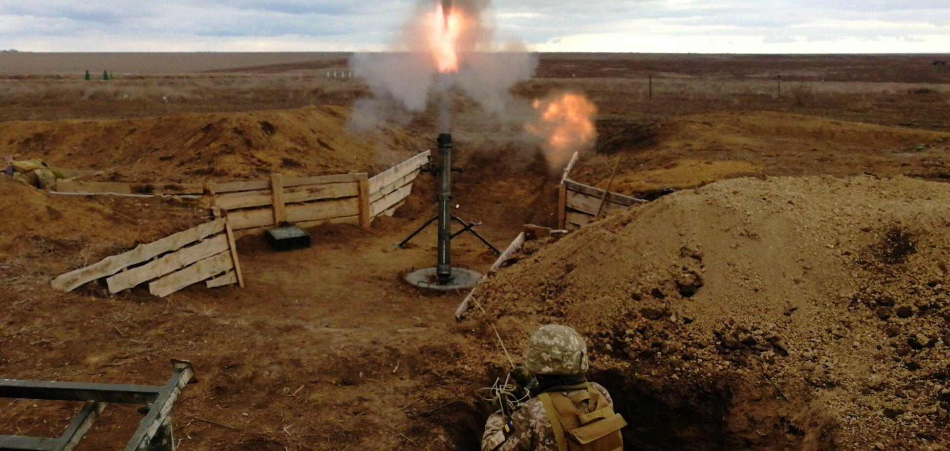 Война на Донбассе (источник: Зеркало недели)