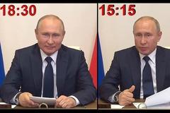 Путін і двійник