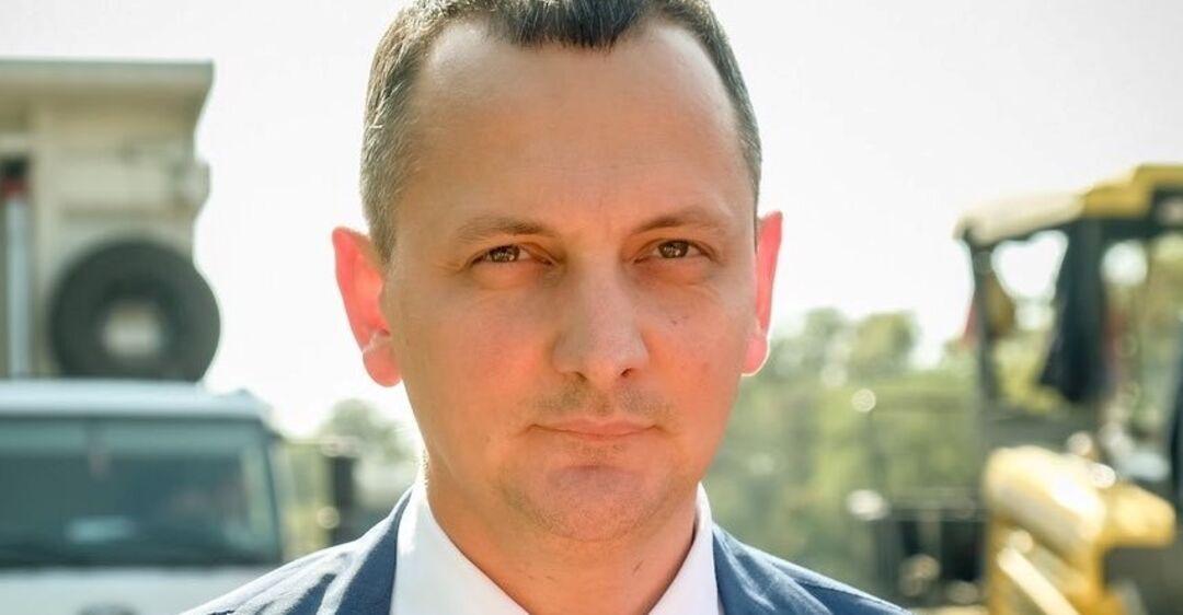 В Хмельницкой области по президентской программе 'Велике Будівництво' восстановят более 200км дорог - Юрий Голик