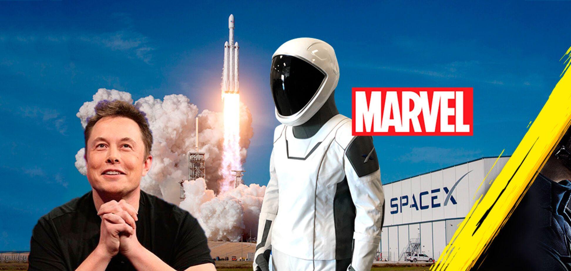 Как вам такое, скептики? Илон Маск призвал на помощь Тора и Локи!