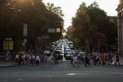 У Києві розпочався масштабний ремонт на вулиці Прорізній