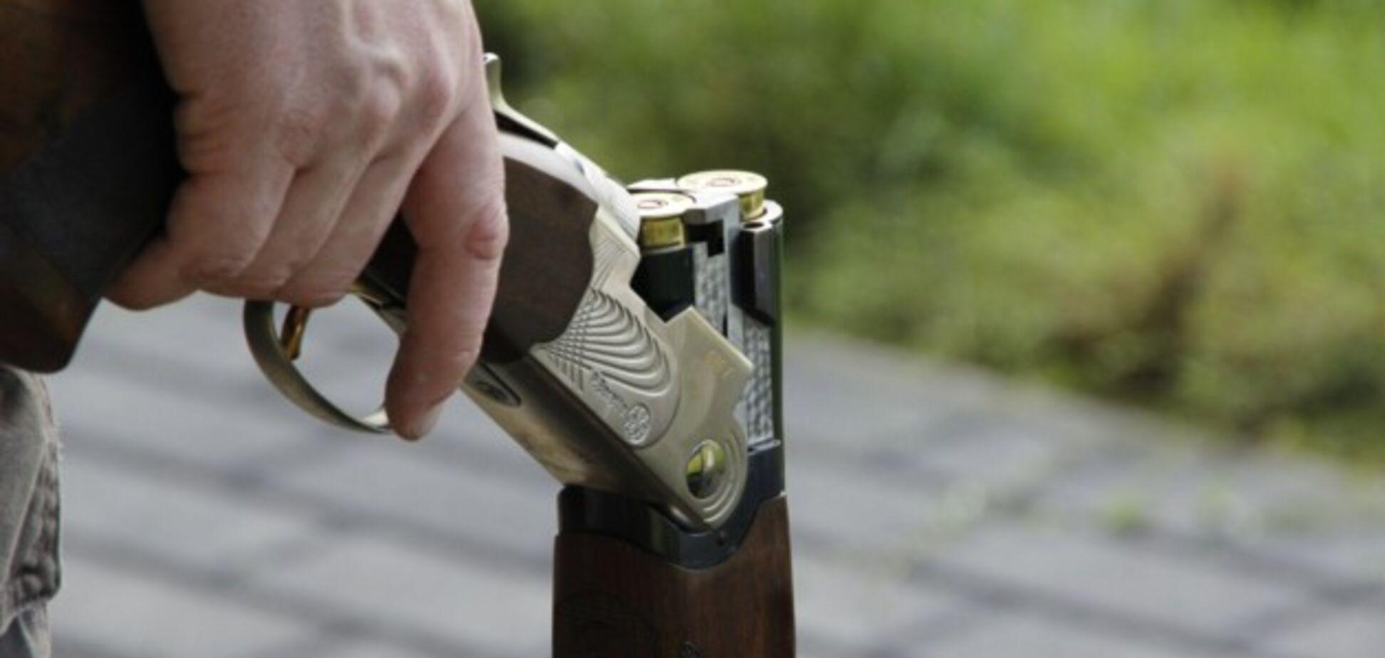 Пьяный мужчина расстрелял подростка из охотничьего ружья на Днепропетровщине. Фото