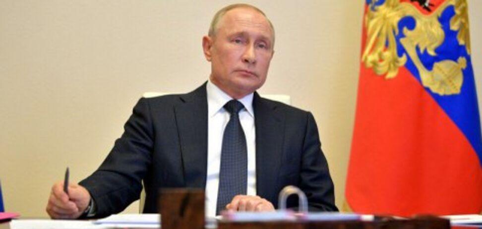 В Кремле требуют извиниться перед Путиным