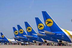 МАУ сообщила о восстановлении регулярного авиасообщения между Киевом и Одессой
