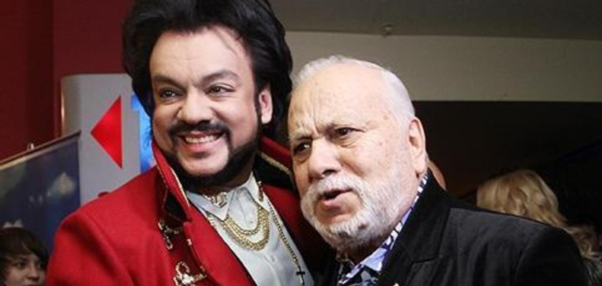 Киркоров повторил трогательное фото с отцом спустя 50 лет