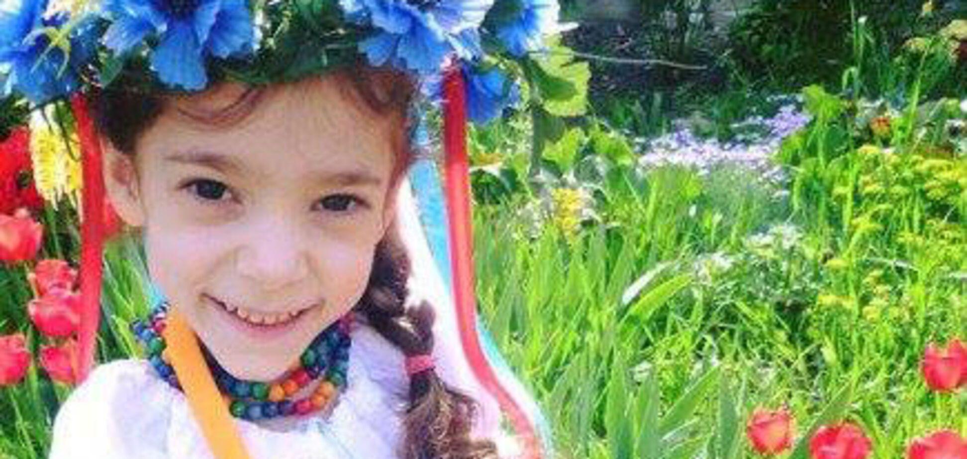 В Кривом Роге спустя 3 года похоронили сожженную девочку