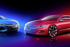 Volkswagen готовится к дебюту нового Arteon