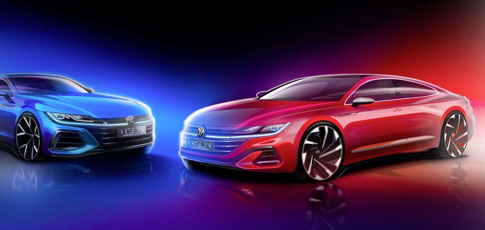 Volkswagen готується до дебюту нового Arteon