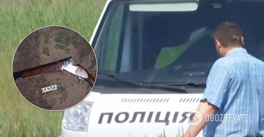 На Днепропетровщине пьяный дачник подстрелил подростка