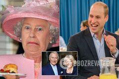 Раскрыты вредные привычки членов королевской семьи