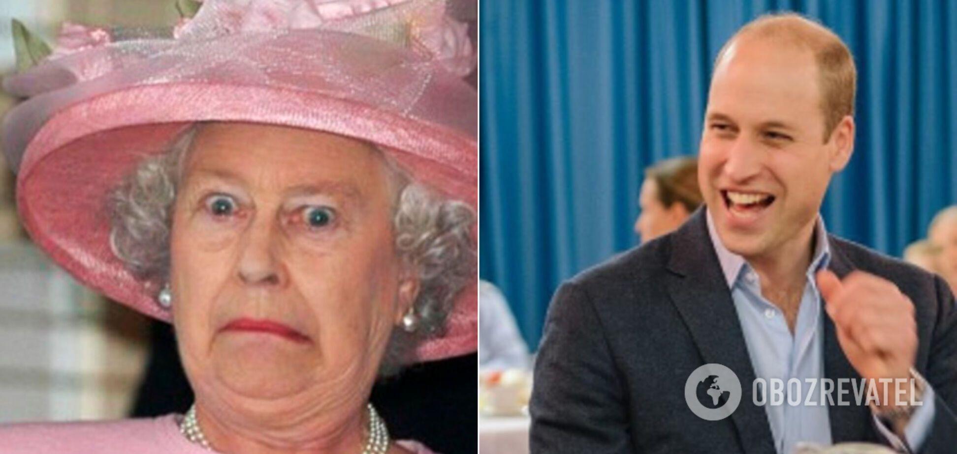 Розкрито шкідливі звички членів королівської сім'ї