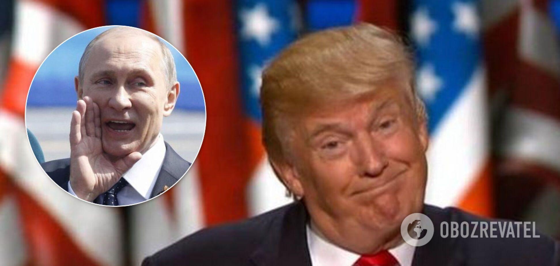 Трамп высказался за присутствие России в G7