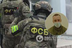 Интересовались охраной границы с Крымом: адвокат рассказал о допросе ФСБ похищенного воина ВСУ
