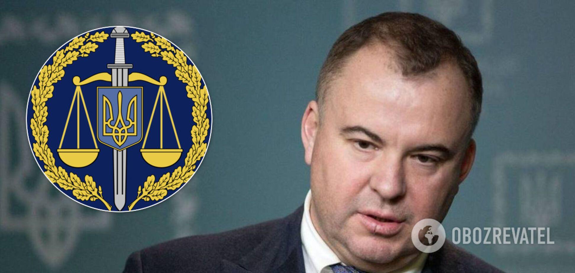 САП завершила слідство у справі Гладковського