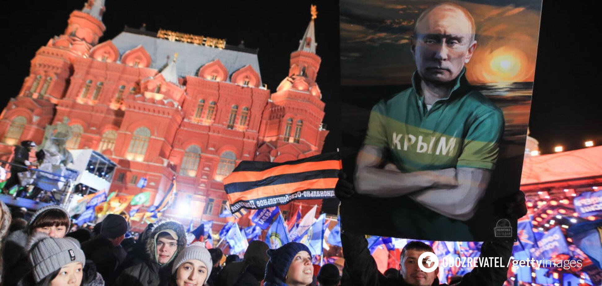 Россия не будет обсуждать Крым в 'нормандском формате': Тука назвал причину