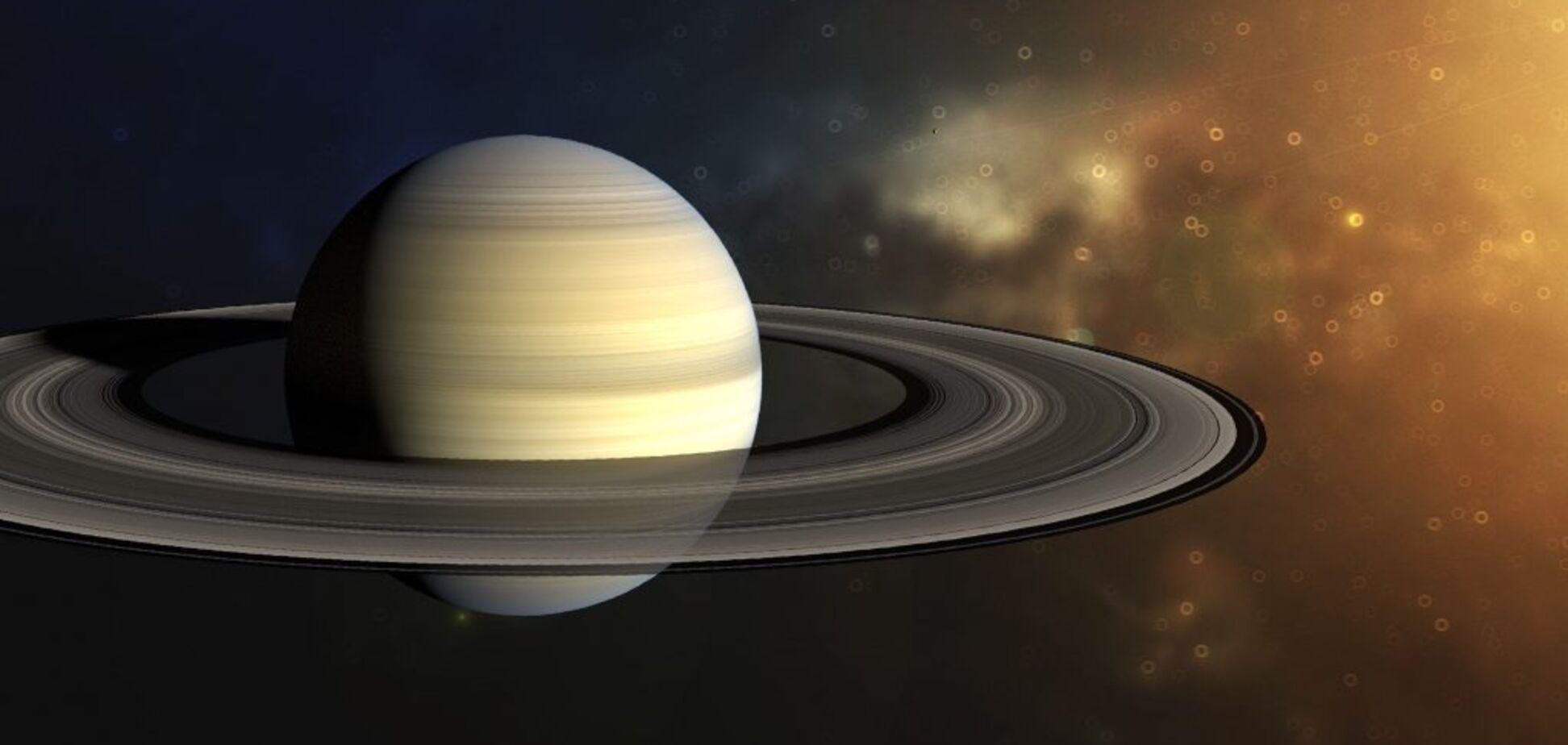 Планета Сатурн: кільця, супутники, цікаві факти