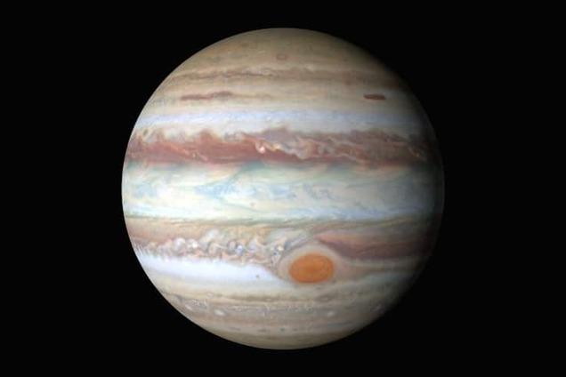 Планета Юпітер: супутники, особливості, цікаві факти