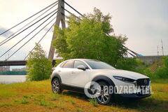 Слуга двух господ: тестируем новый кроссовер Mazda CX-30