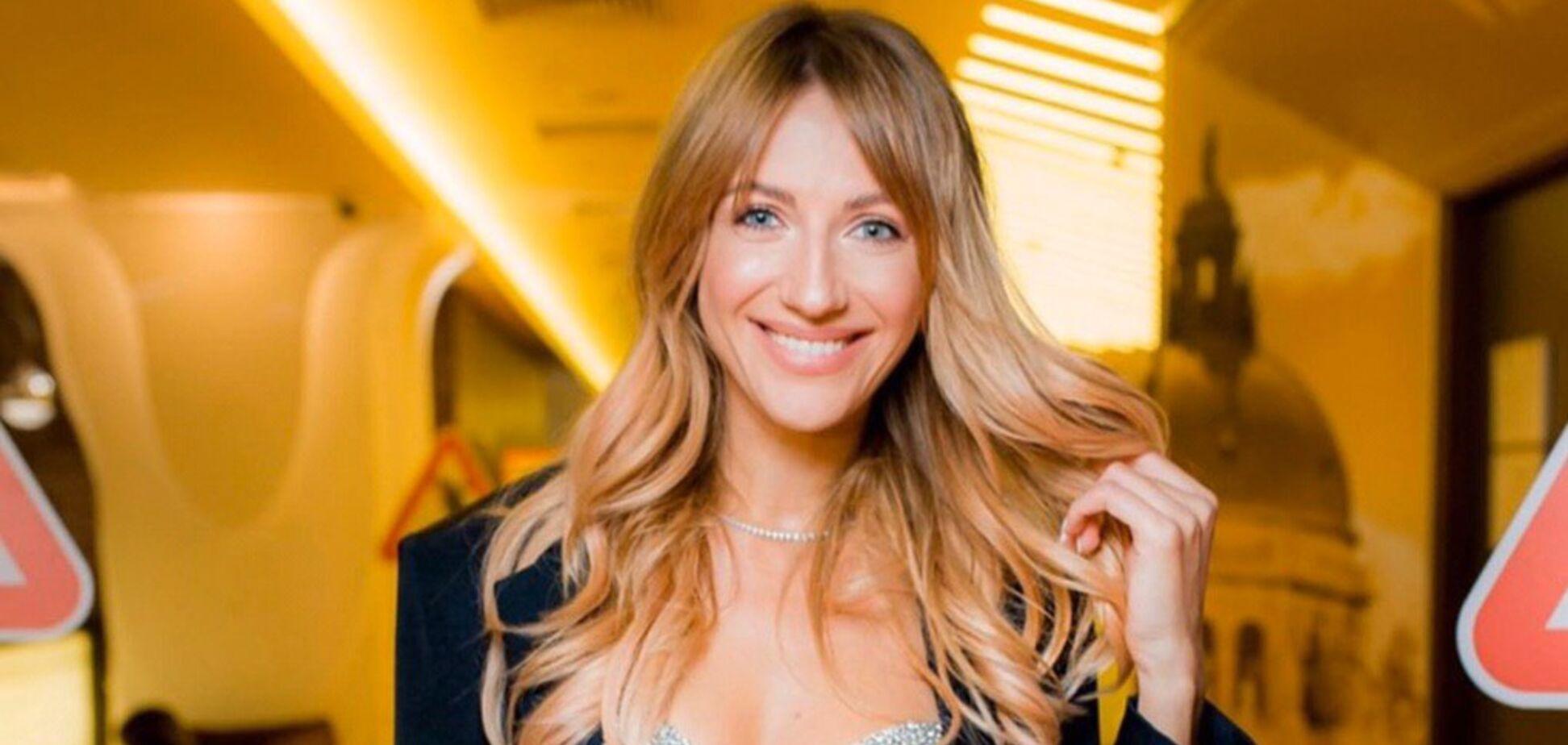 Леся Никитюк засветила грудь в сексуальном наряде: горячее фото