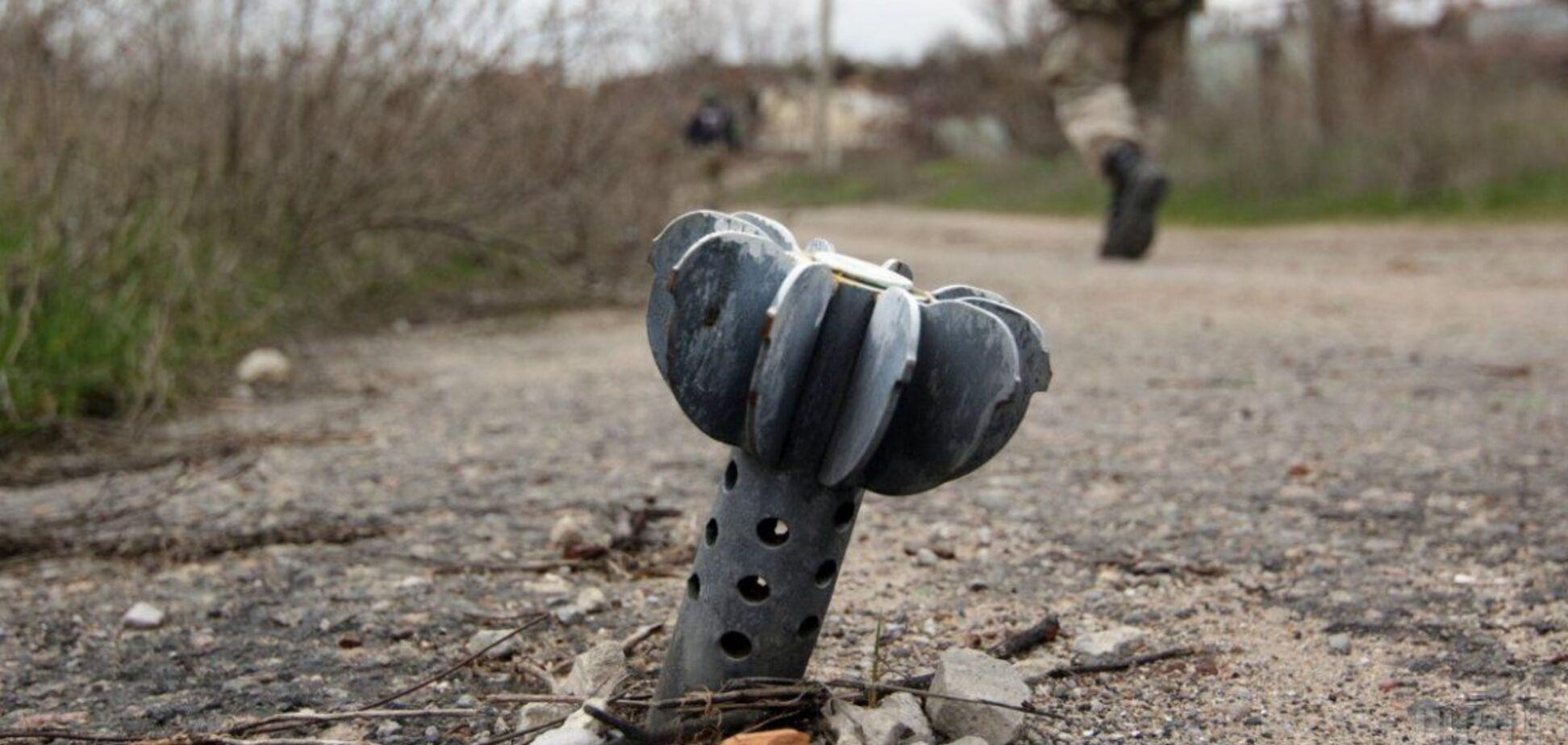 Террористы признались в обстреле поселка