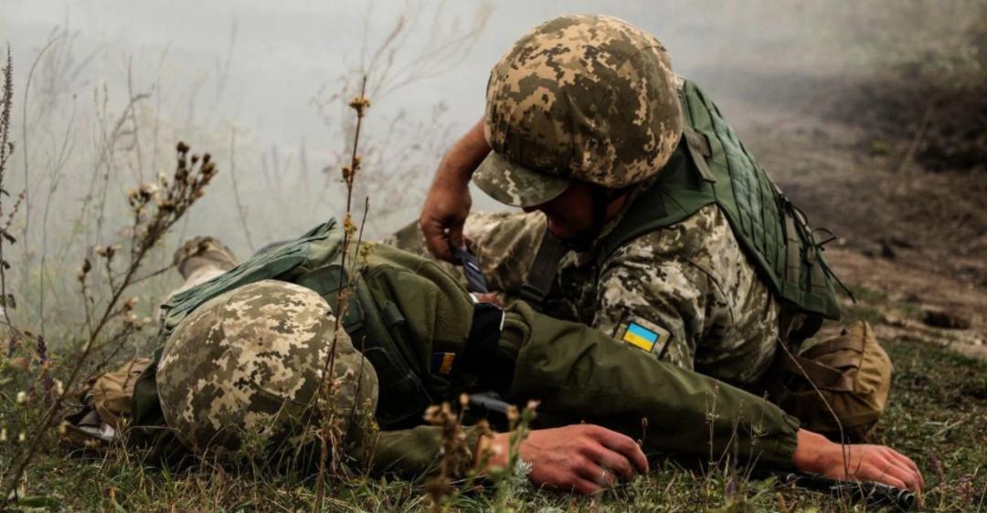На Донбасі поранено воїнів ЗСУ (джерело: Прямий)
