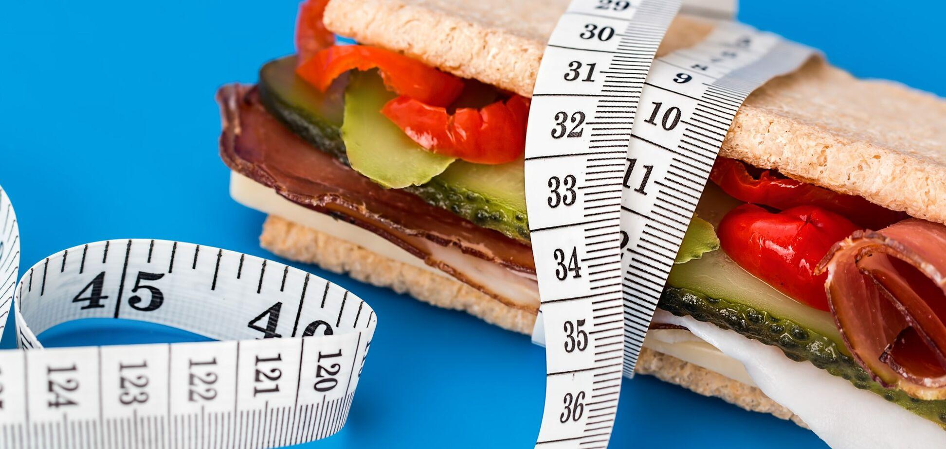 Без яких продуктів не можна схуднути (фото – Pixabay)