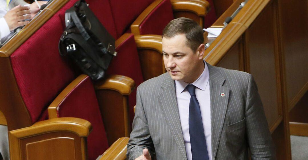 Сергій Євтушок (джерело: Рівненські новини)