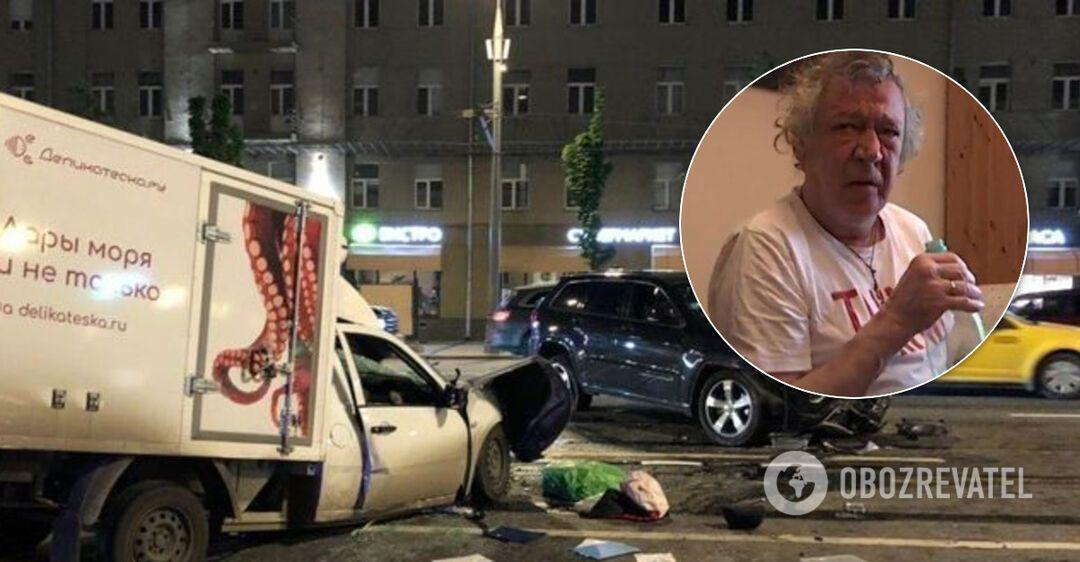 Михайло Єфремов 8 червня влаштував смертельну ДТП (колаж)