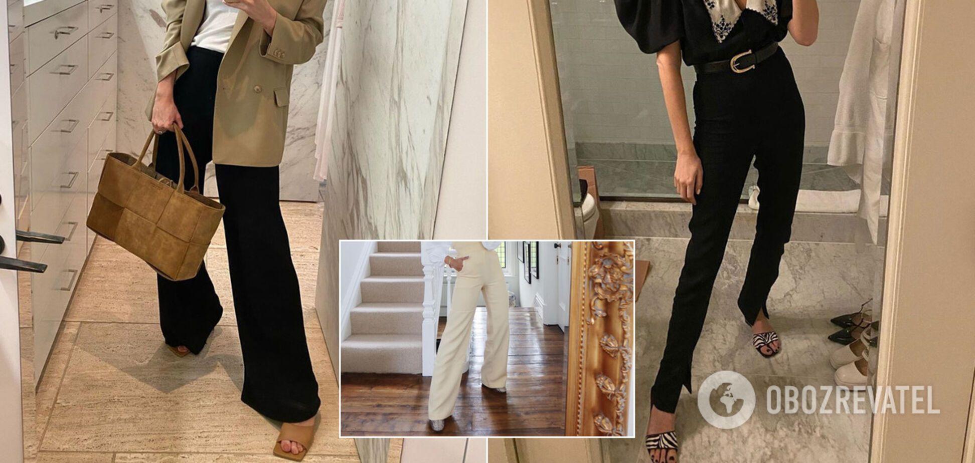 'Удлиняющая' ноги поза для фото: в сети набирает популярности новый тренд