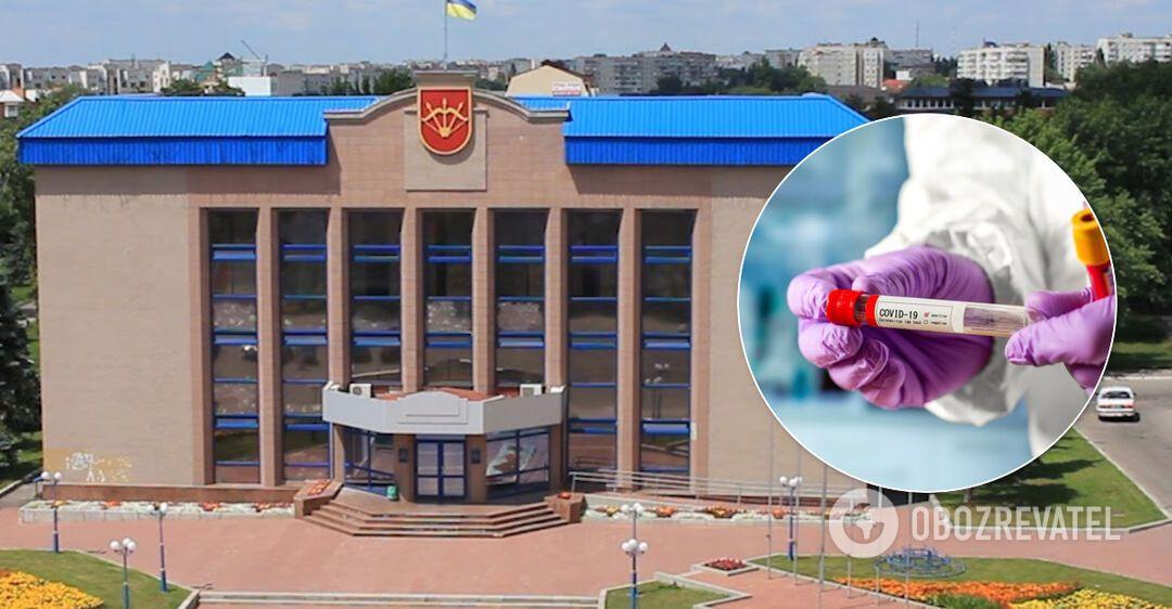 На Київщині в секретаря міськради, попередньо, знайшли коронавірус