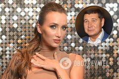 Анна Ризатдинова и Александр Онищенко