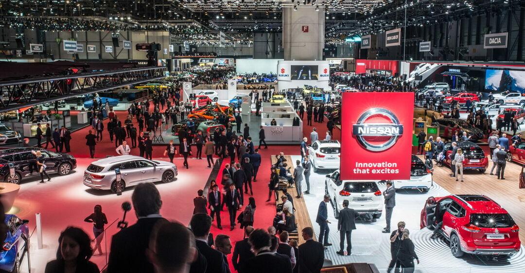 Женевський автосалон 2021 може не відбутися