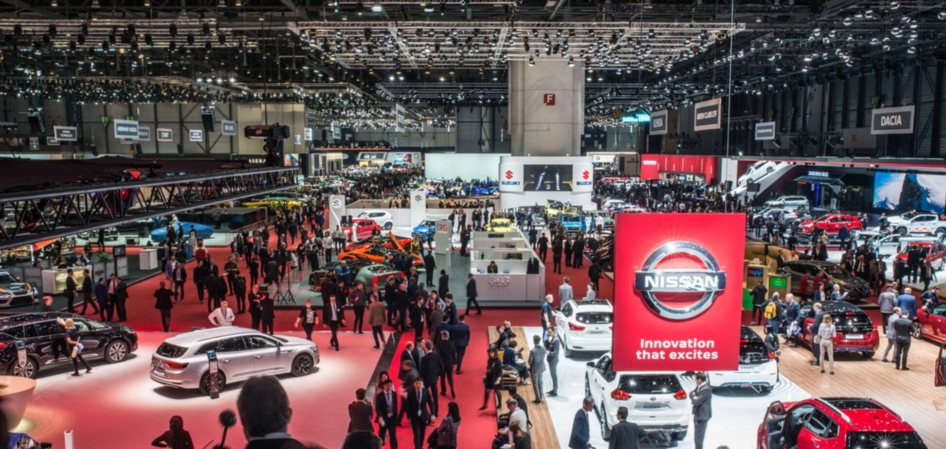 Женевский автосалон 2021 может не состояться