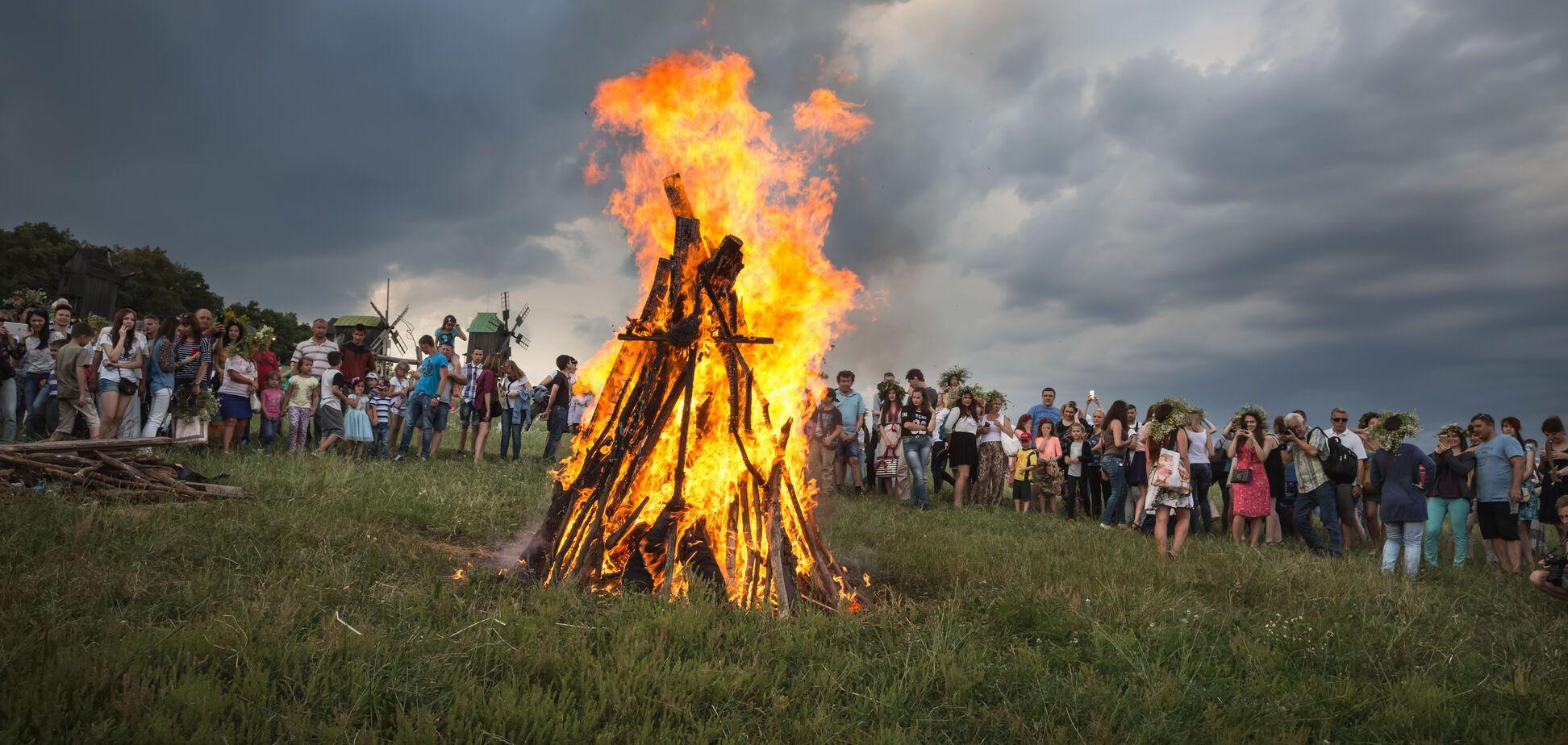 Святкування Івана Купала бере свій початок з язичницьких часів