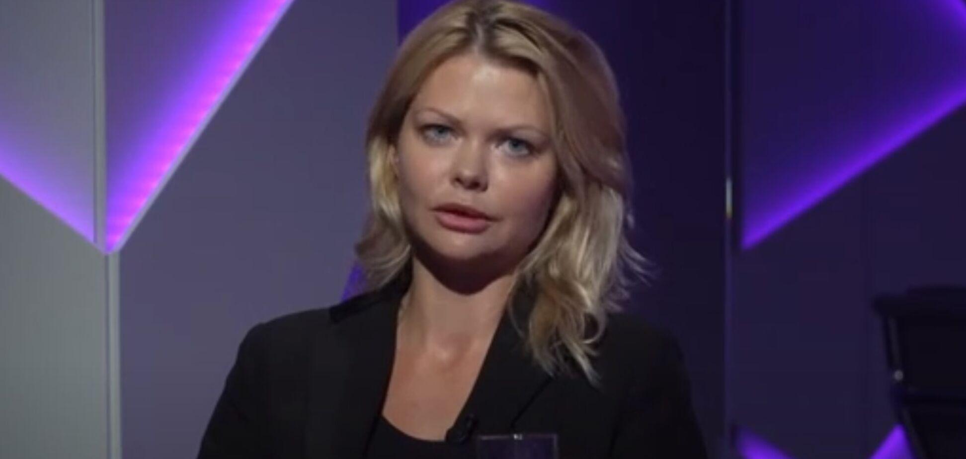 Александра Клитина заявила, что травка лучше алкоголя