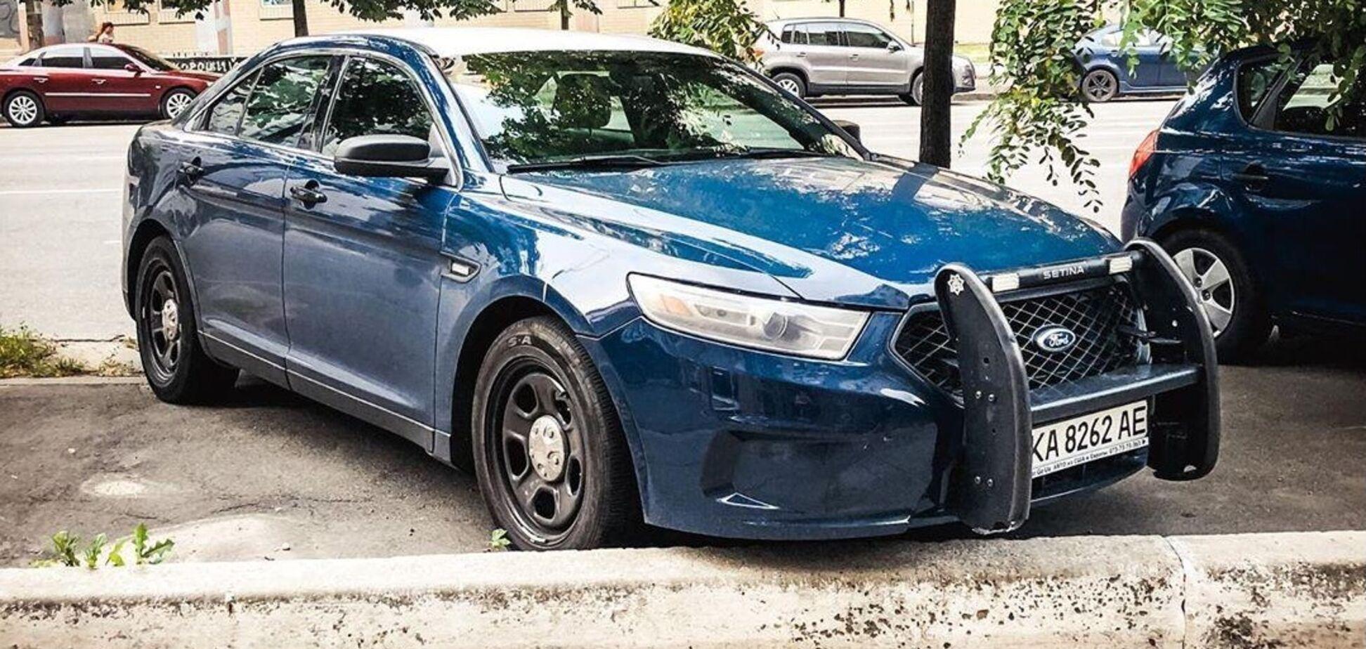 Таких ще не було: в Україні помітили дуже незвичайне авто із США