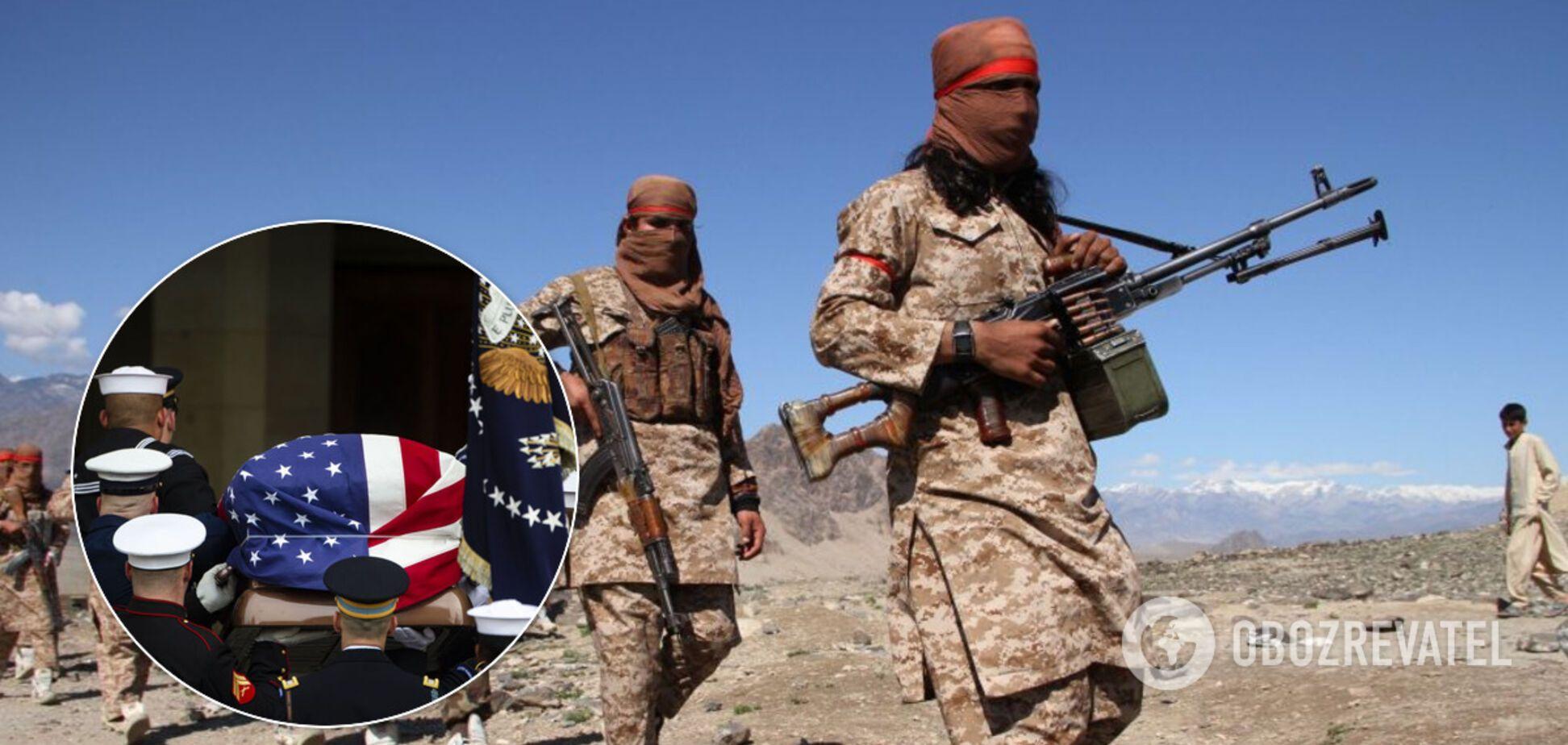 Росія платила талібам за вбивства американських військових