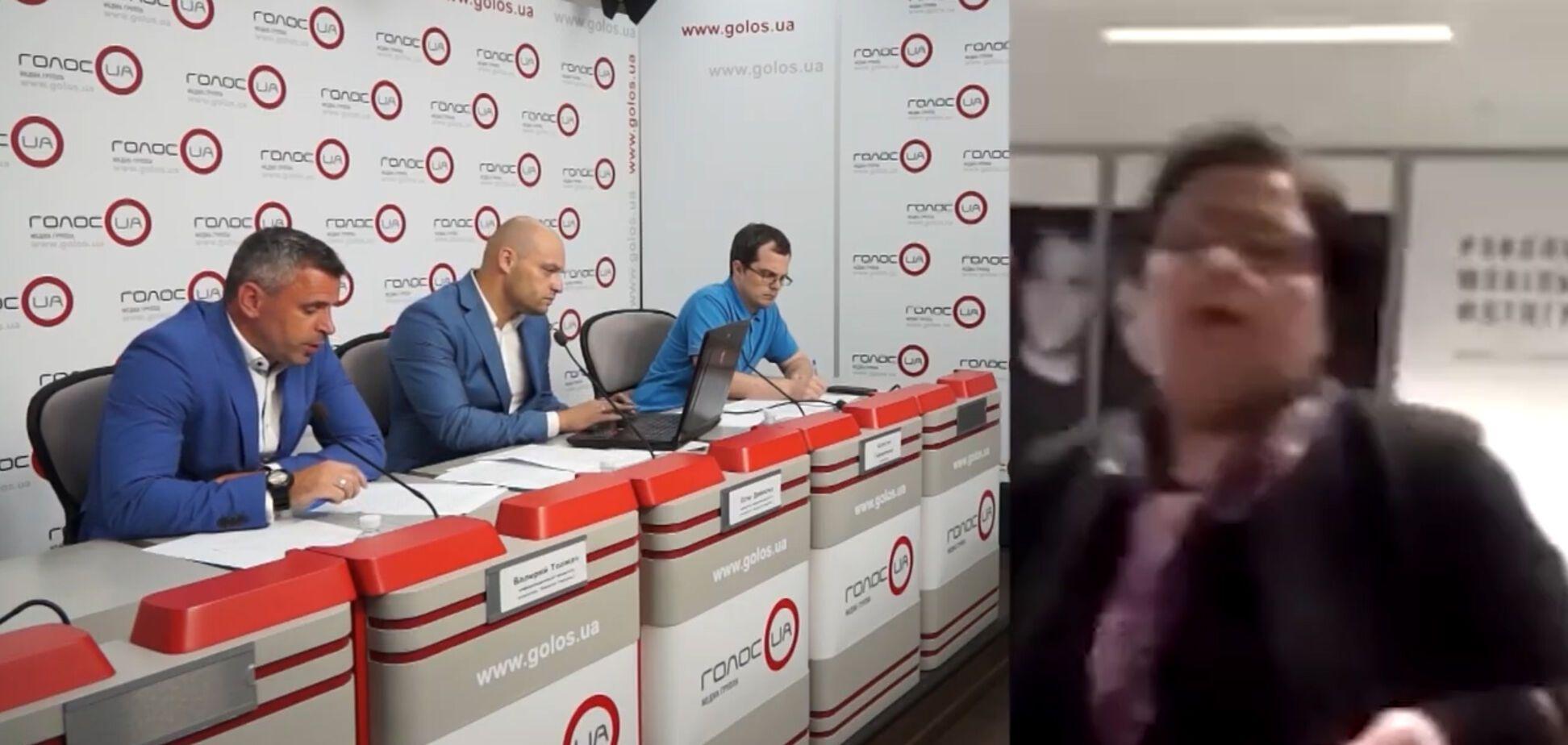 Валерій Товмач: українсько-грузинський 'Уотергейт' або Ритуальная жертва 'Реформаторов' (прес-конференція)