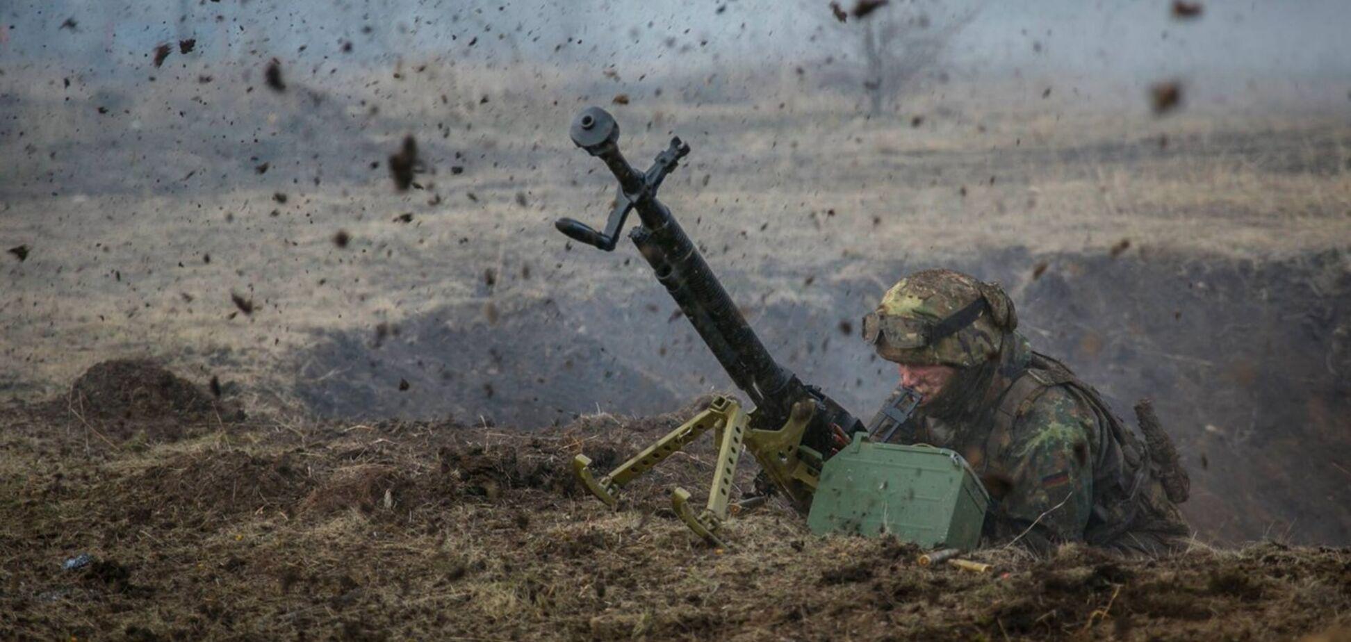 Война на Донбассе (источник: 5 канал)