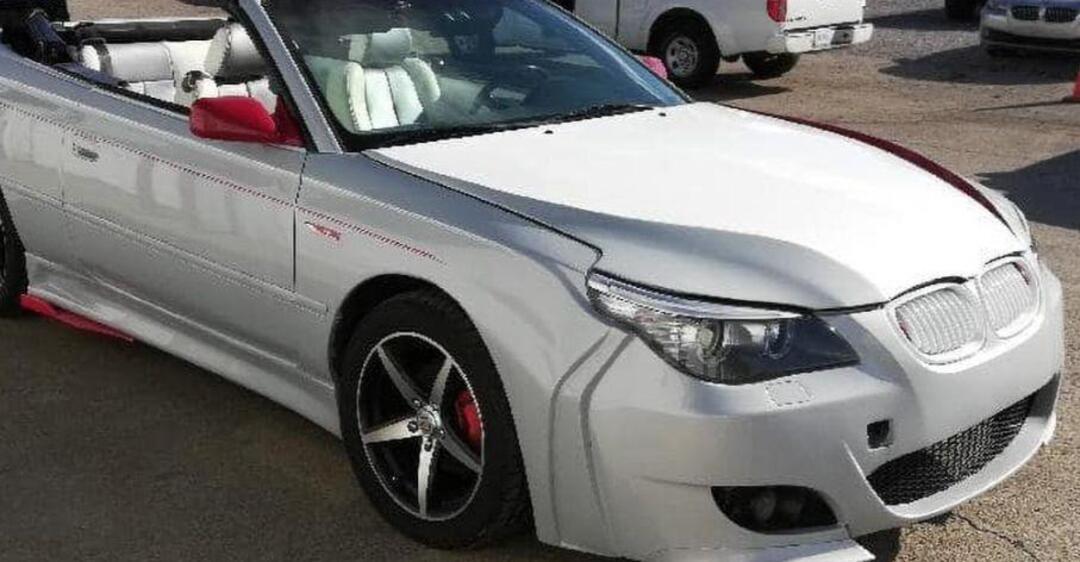 Toyota Camry с внешним видом BMW оценили как б/у Octavia