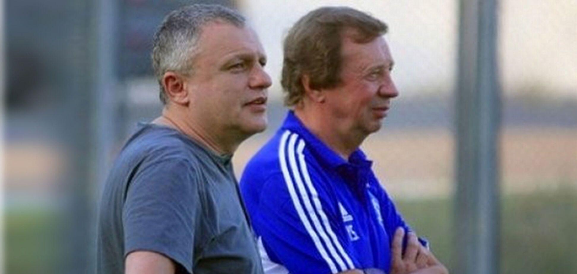 Ігор Суркіс і Юрій Сьомін