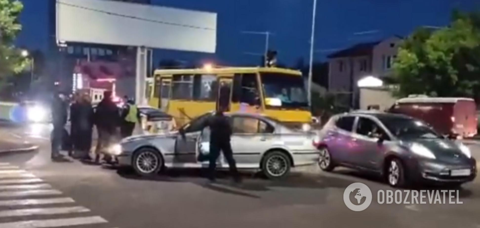 Мальчик из Одессы устроил погоню с копами на BMW