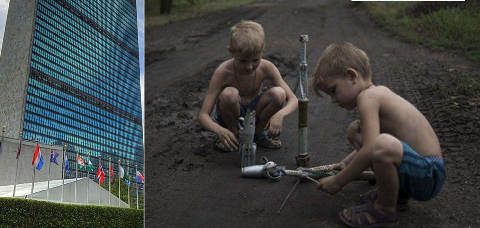 В ООН озвучили статистику российской агрессии на Донбассе